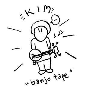 Kim-banjo-tape-cover